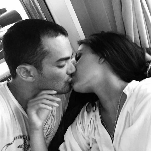 Daniel Lopes ist mit der Brasilianerin Magna verlobt