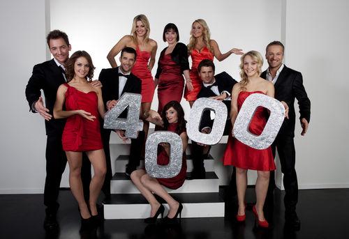 Der Verbotene Liebe-Cast feiert bald die 4000. Folge und alles sind stolz