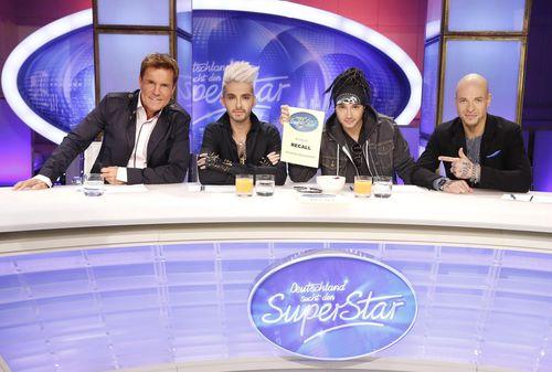 Los jueces de American Idol parece entender es cegadoramente
