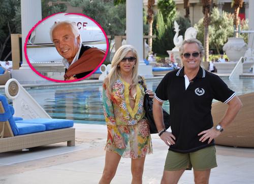 Die Geissens haben doch tatsächlich Opa Reinhold auf den Bahamas vergessen