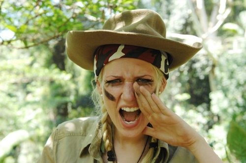 Sarah Knappik will zurück ins Dschungelcamp