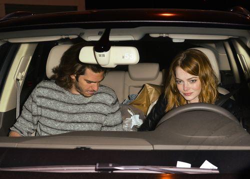 Emma Stone und Andrew Garfield sollen wieder zusammen sein