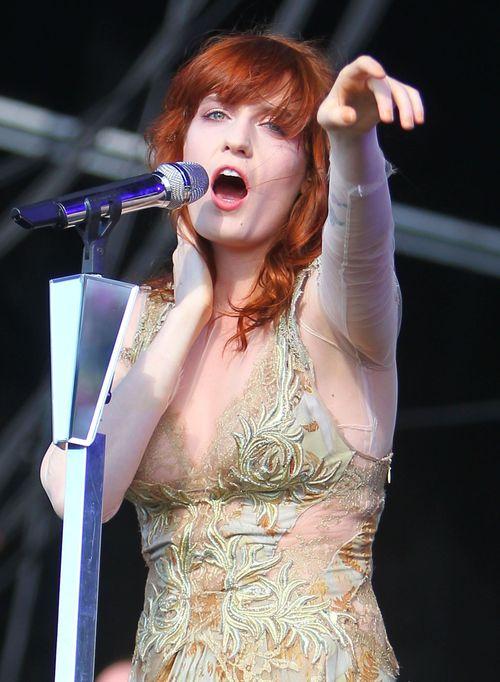 Florence Welch hat schlimme Probleme mit ihrer Stimme