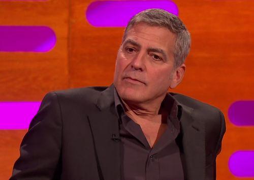George Clooney will sich nicht dem Jugendwahn verschreiben