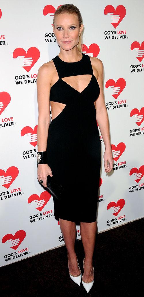 Gwyneth Paltrow überrascht uns in einem sexy Styling