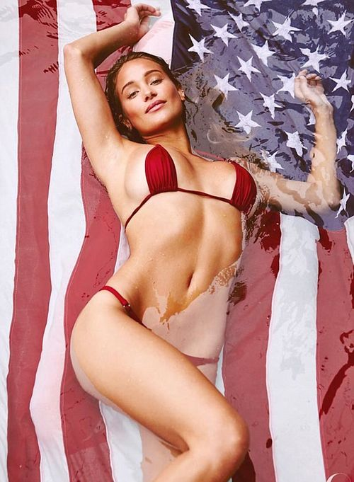 Hannah Davis ist das aktuelle Beauty-Model der Sports Illustrated