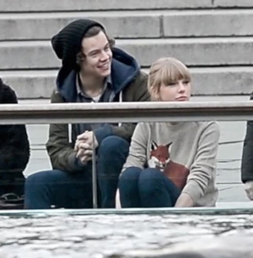 Harry Styles und Taylor Swift hatten ein romantisches Date