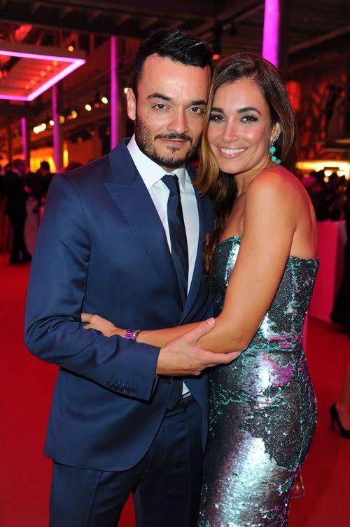 Jana Ina und Giovanni sind überglücklich