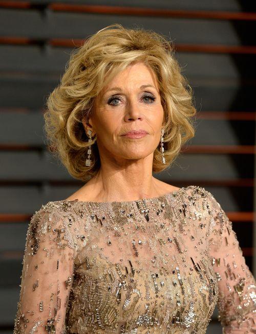 Jane Fonda ist bei Schwulen sehr beliebt