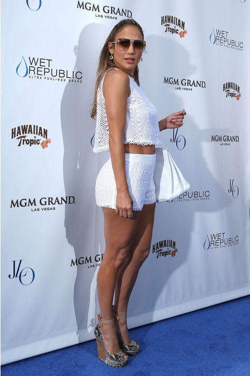 Jennifer Lopez hat sehr wohl noch ihre Kurven