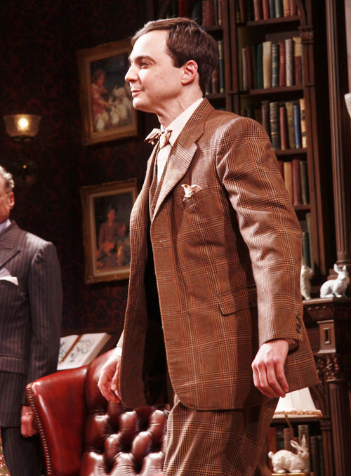 Jim Parsons spielt Theater