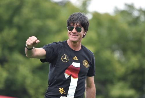 Joachim Löw hat sich im Jahr 2014 sehr um den deutschen Fußball verdient gemacht