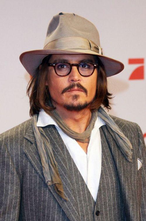 Johnny Depp ist ein sehr vielseitiger Schauspieler