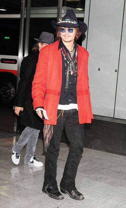 Johnny Depp soll schon seit gut einem Jahr praktisch wie ein Single leben