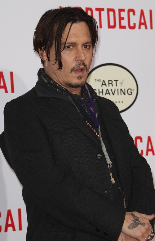 Johnny Depp droht eine Gefängnisstrafe