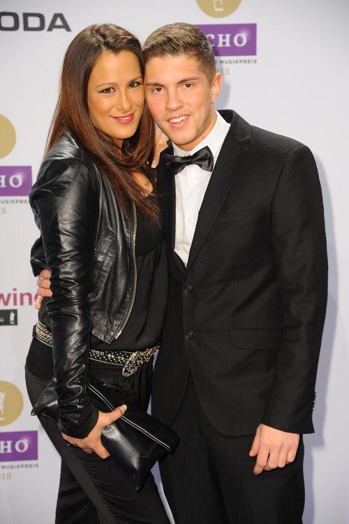 Erwarten Justine und Joey Heindle etwa schon ein Baby?
