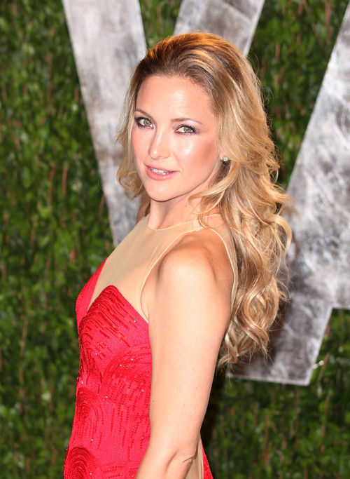 Kate Hudson hat keinen Make-up Artisten nötig