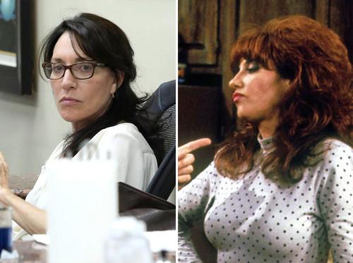 Kaum erkannt: Katey Sagal alias Peggy Bundy
