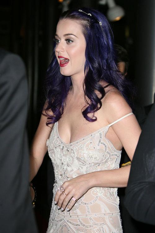 Katy Perry hat keinen Sex zu ihren eigenen Songs