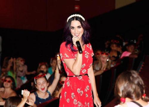 Katy Perry hat es satt, dass Künstler ausgebeutet werden