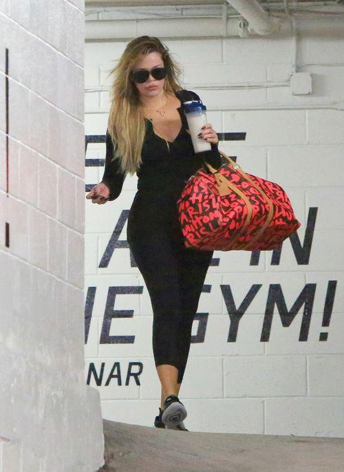 Ist Khloe Kardashians Body tatsächlich ihrem Workout zuzuschreiben?