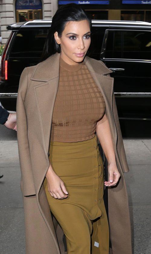 Kim Kardashian hat auch Diva-Allüren wie manch anderer Star