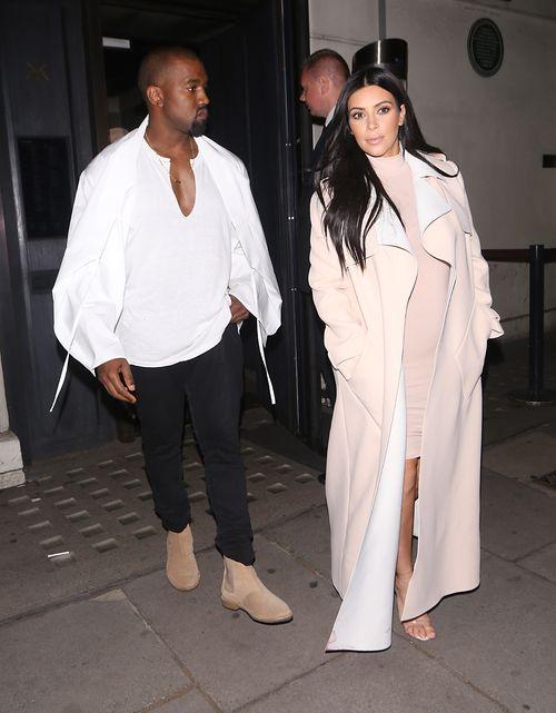 Kim Kardashian & Kanye West sind auf eine Internet-Aktion aufmerksam geworden