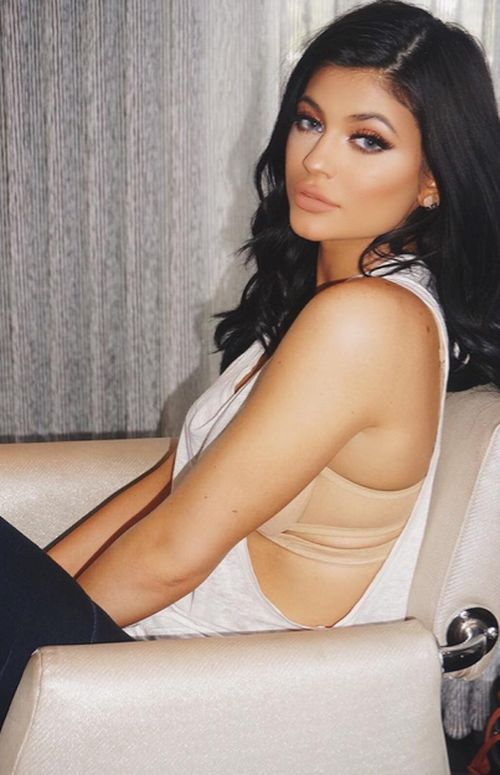 Mit ihrem Klunker heizte Kylie Jenner die Gerüchteküche um eine eventuelle Hochzeit mit Tyga an