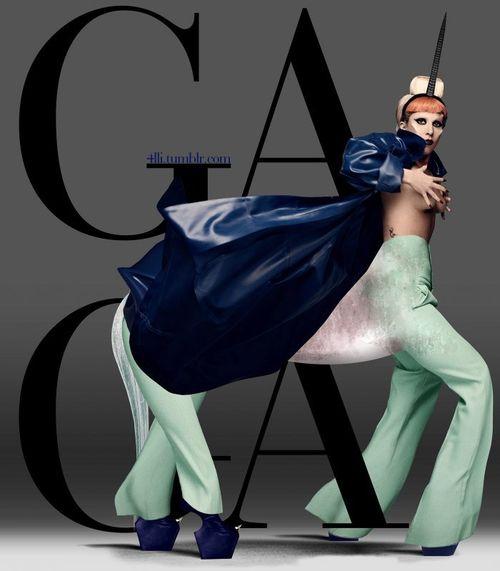Mit diesen Bildern hat sich Lady GaGa mal wieder selbst übertroffen