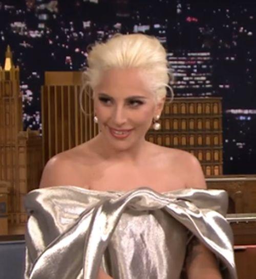 Lady GaGa hat in Jimmy Fellons Show verraten, dass sie total auf Horror abfährt