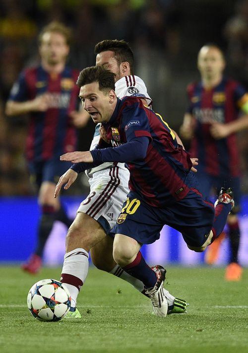 Lionel Messi und Neymar rächten sich an Neuer und Co.