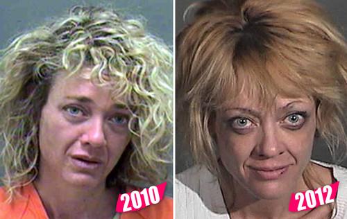 Lisa Robin Kelly wurde festgenommen