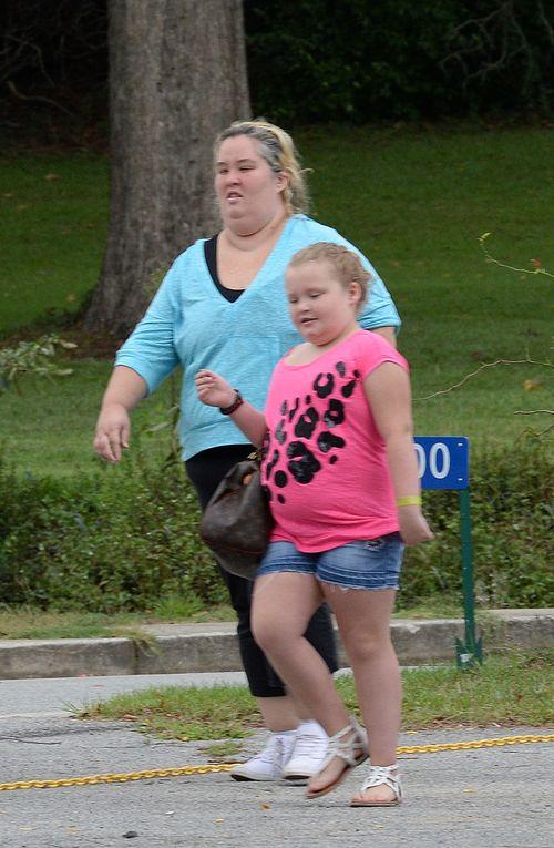 "Mama June will, dass ""Here comes Honey Boo Boo"" zurückkehrt"