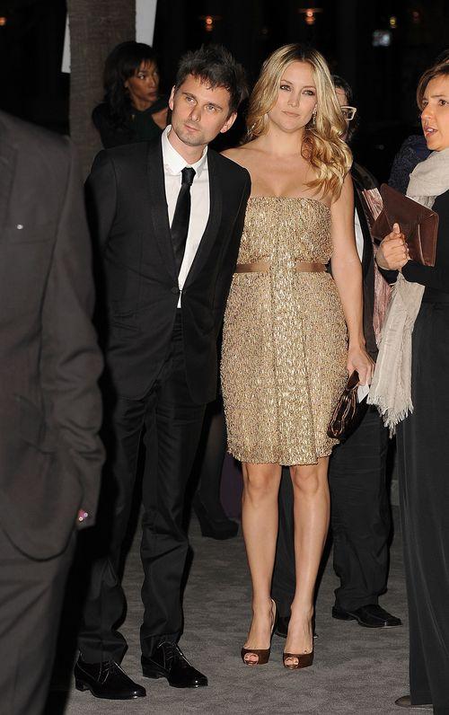 Matthew Bellamy und Kate Hudson sind seit ein paar Monaten getrennt
