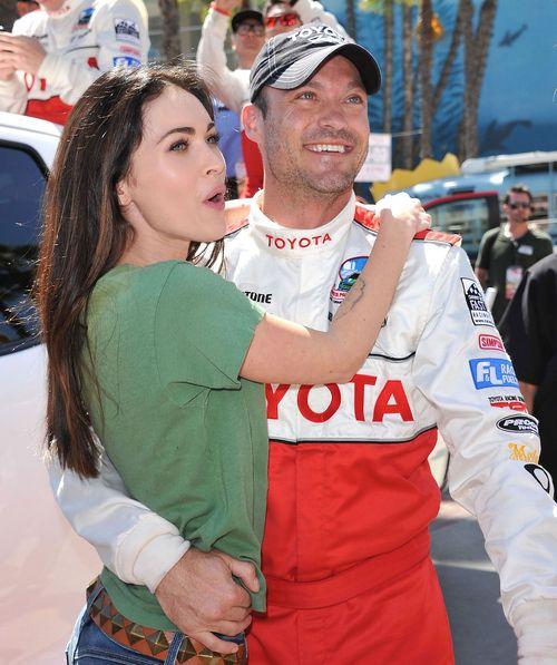 Megan Fox und Brian Austin Green sind seit einem Jahr verheiratet