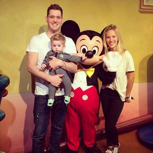 Michael Bublé wird zum zweiten Mal Vater