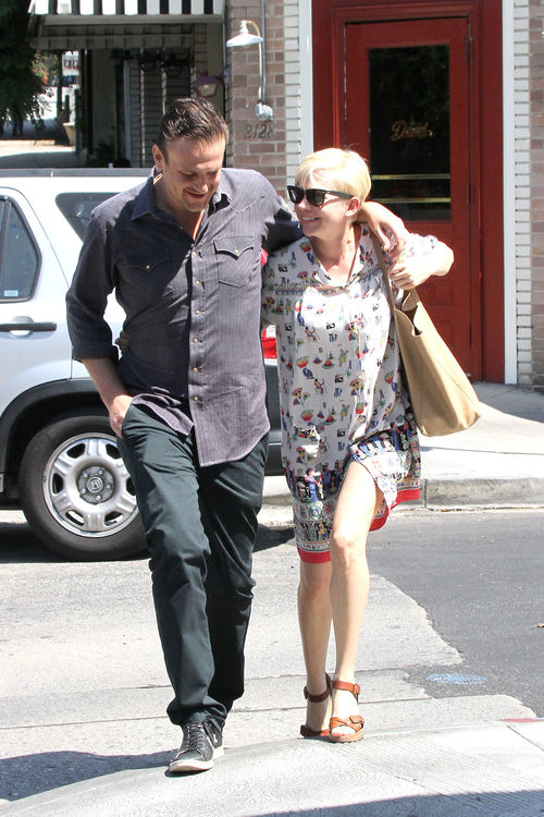 Michelle Williams und Jason Segel sind seit etwa einem Jahr ein Paar