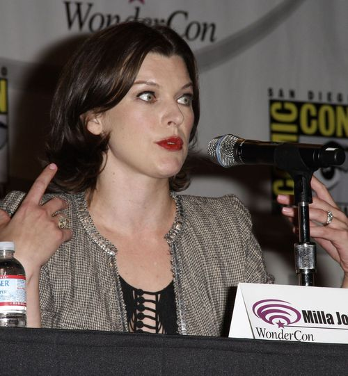 """Milla Jovovich spielt auch in """"Resident Evil 5"""" die Hauptrolle"""