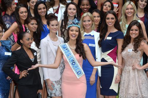 Die Miss-World-Wahlen 2014 gehen wie geplant weiter