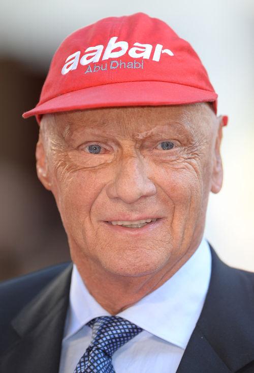 Niki Lauda hat in einem Interview richtig guten Humor bewiesen