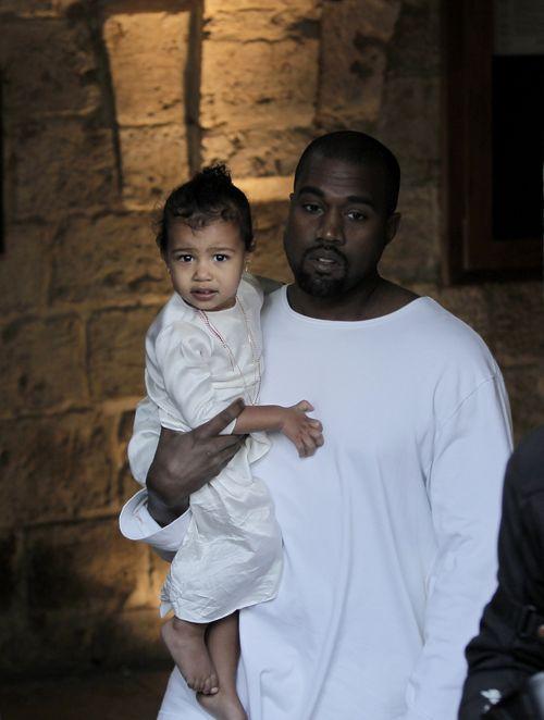 Kanye West will, dass Nori berühmt und reich wird