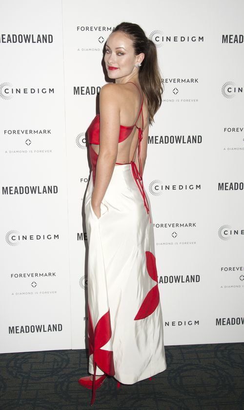"""Olivia Wilde spielt in dem neuen Film """"Meadowland"""""""