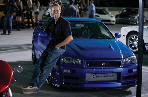 """Pauk Walkers erstes """"Fast & Furious""""-Auto wird versteigert"""