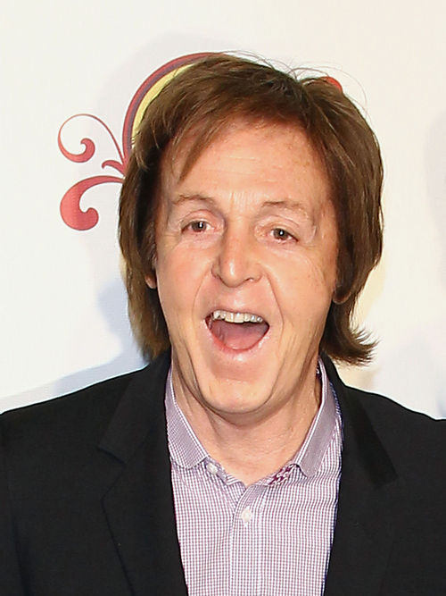 Paul McCartney ist wieder Opa geworden