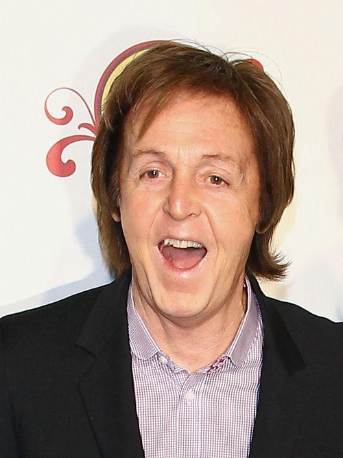 Paul McCartney ist wieder Opa geworden