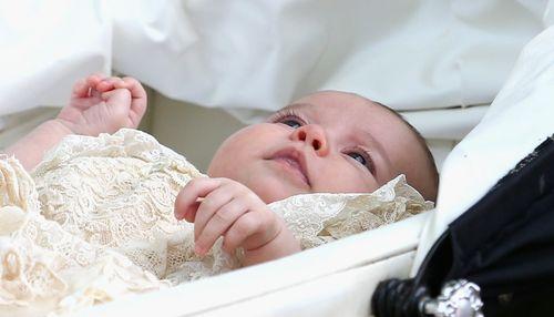 Prinzessin Charlotte war klein, aber fein
