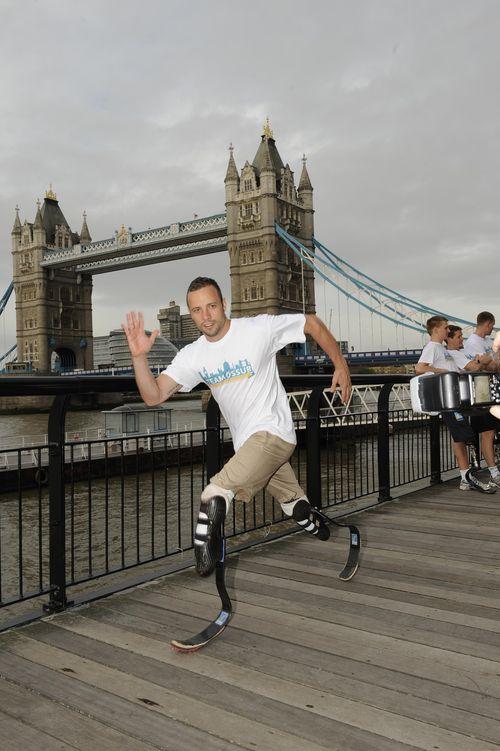 Oscar Pistorius gelang die Olympia-Sensation