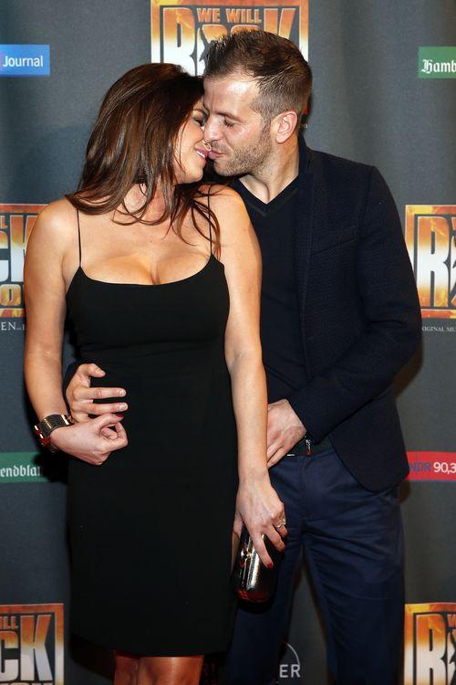 Anscheinend wollen Rafael und Sabia nun wirklich bald heiraten