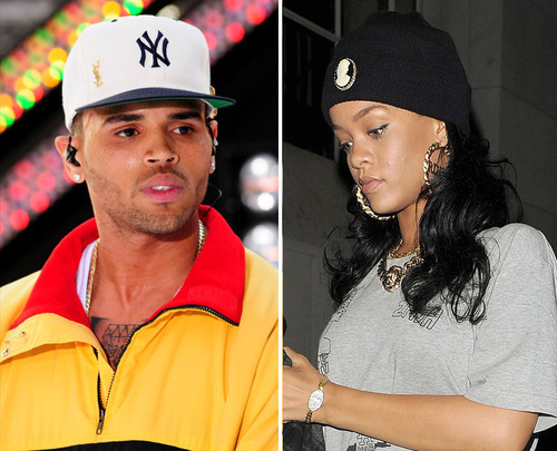Auch Chris Brown trauert mit Rihanna um Oma Dolly