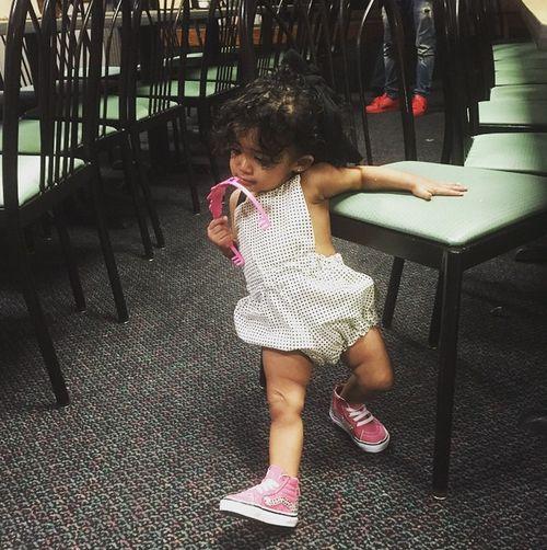 Royalty feierte ihren ersten Geburtstag ohne Papa